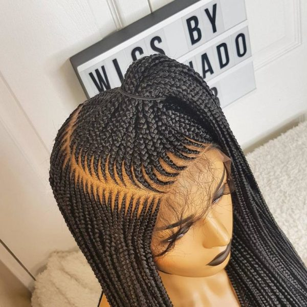 Jola Ket Cornrow Braided wig