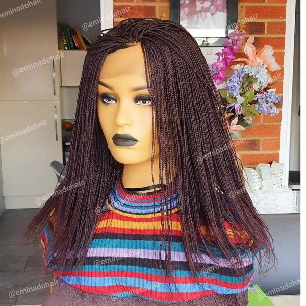 Aria Feathers Small Box Braids (20inches)