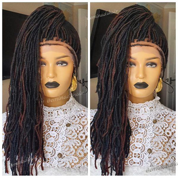 Ola dreads, 26inches